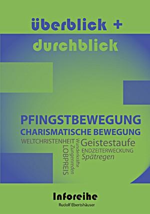 cover ebertshaeuser, ueberblick und durchblick: pfingstbewegung