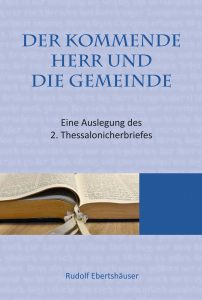 Cover 2. Thessalonicher